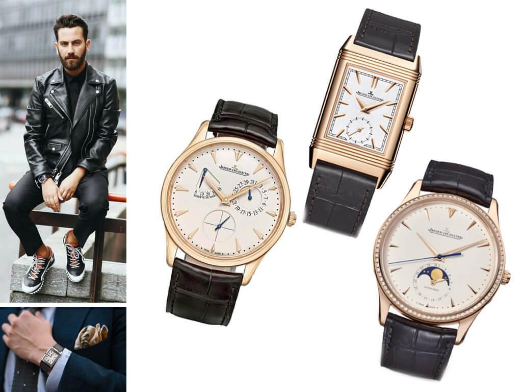 Мужские часы Jaeger Lecoultre оригинал