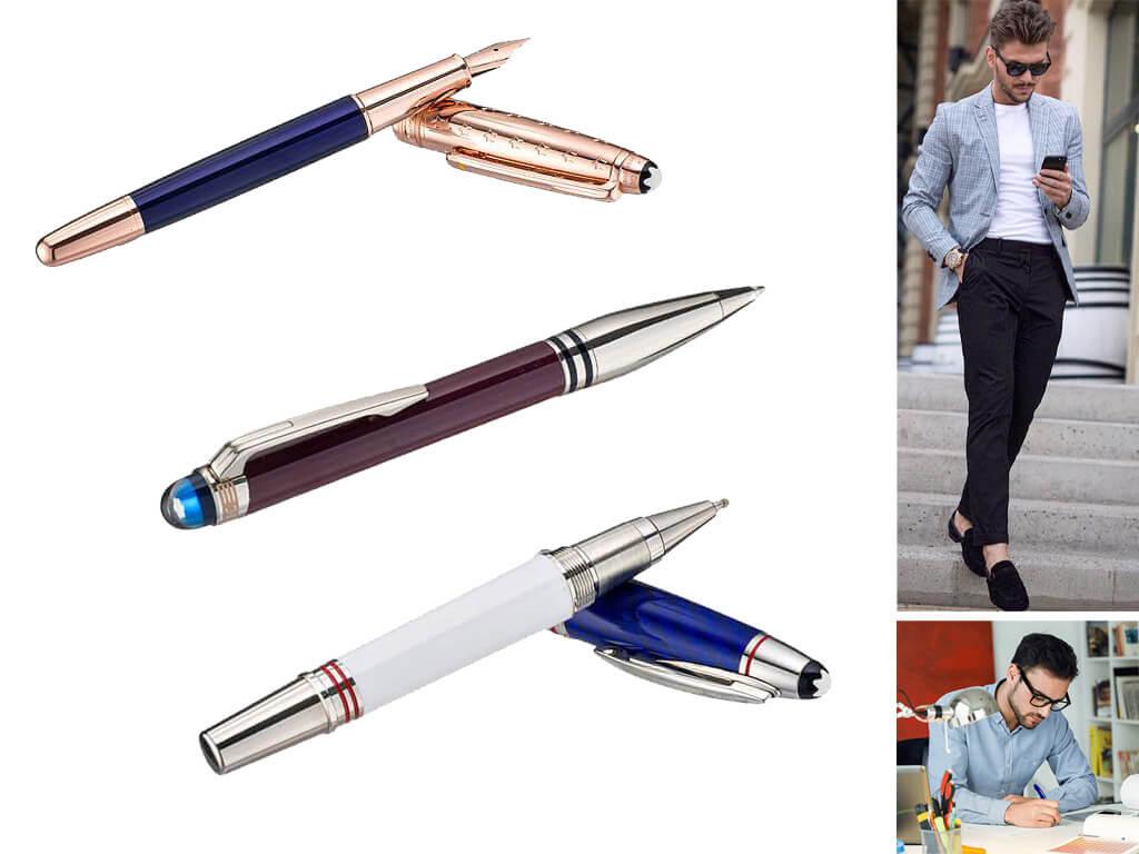 Брендовые ручки для мужчин, парней