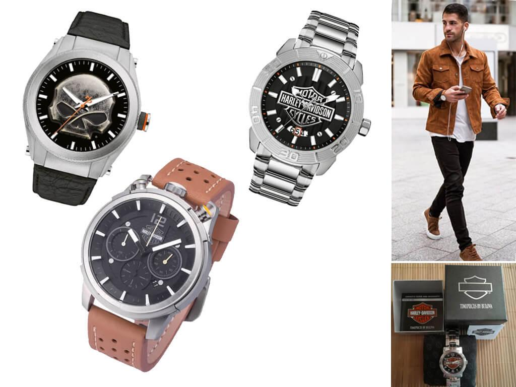 Харли Дэвидсон часы для мужчин