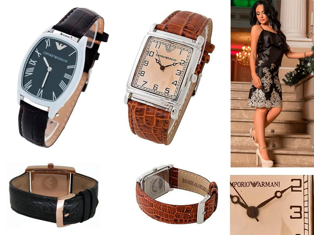 Часы женские Emporio Armani