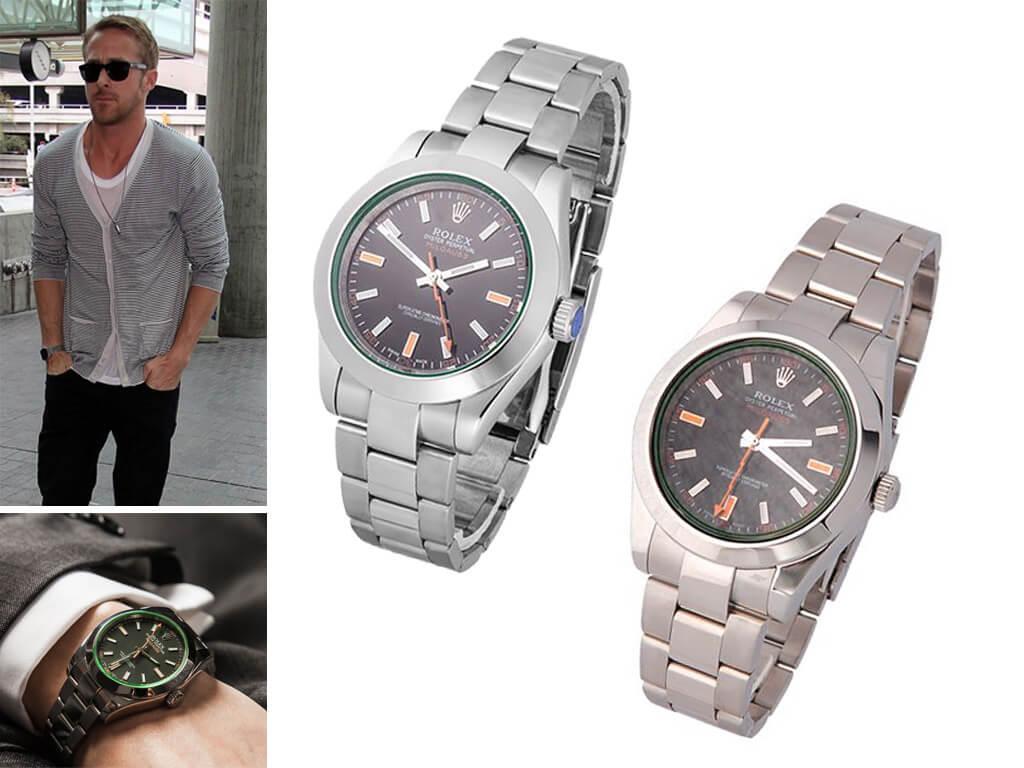 Мужские часы Rolex Milgauss