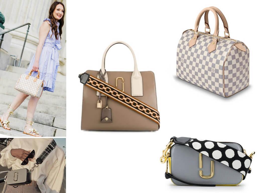 Кожаные женские сумки на молнии