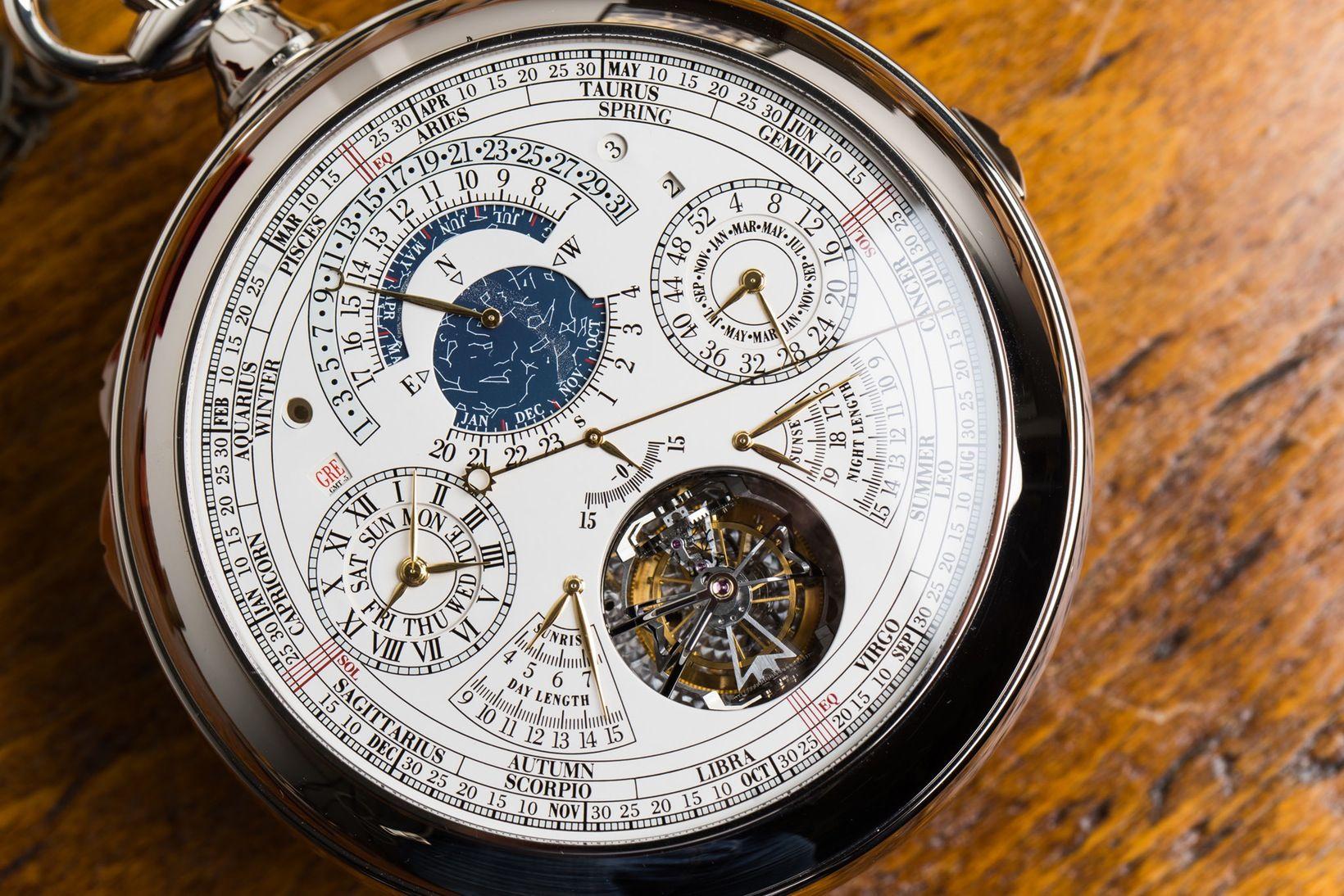 Карманные часы Вашерон Константин