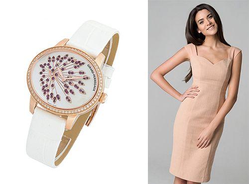 Женские часы Girard Perregaux
