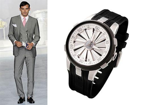 Мужские наручные часы Perrelet
