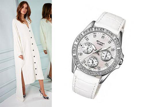 Наручные часы Casio для женщины