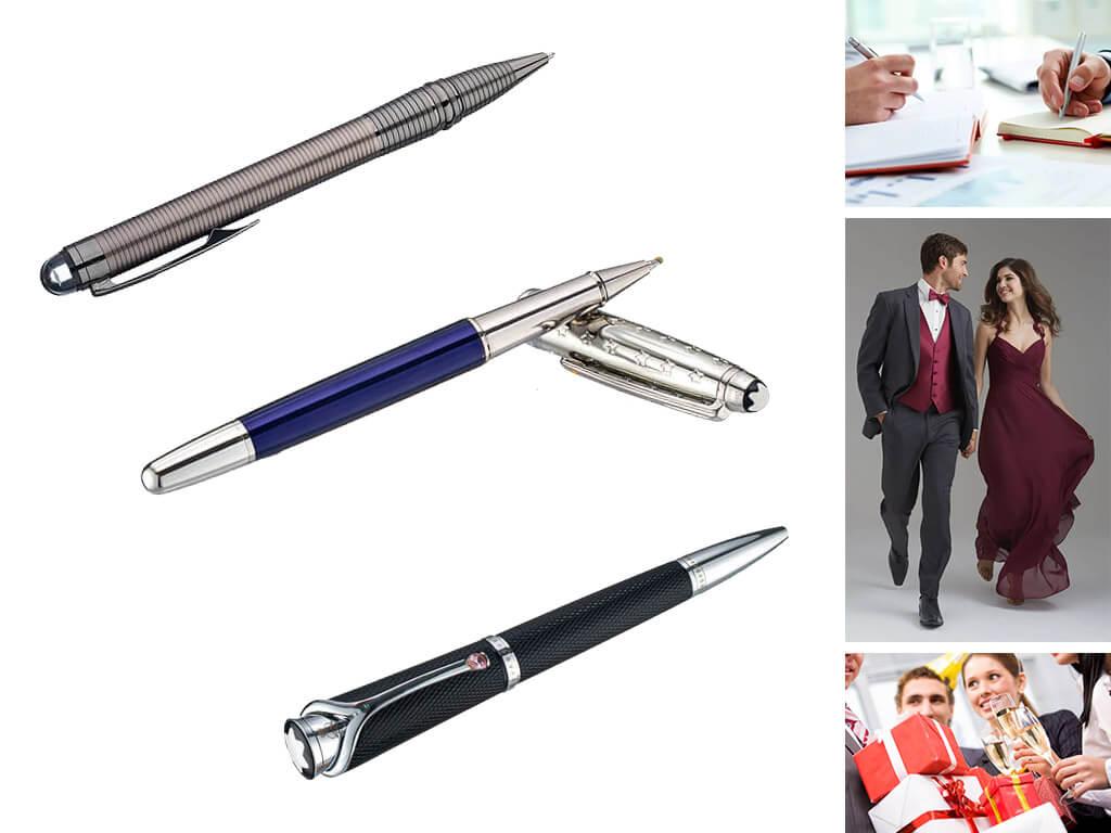 Брендовая ручка - отличный подарок на юбилей