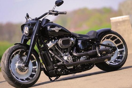 Мотоциклы Харли Дэвидсон - признанный символ свободы, скорости, мощи