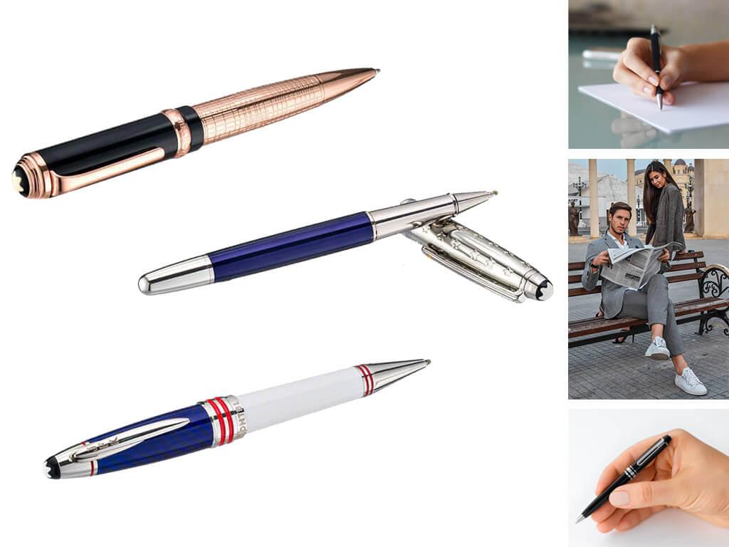Стильные ручки роллер для мужчин и женщин