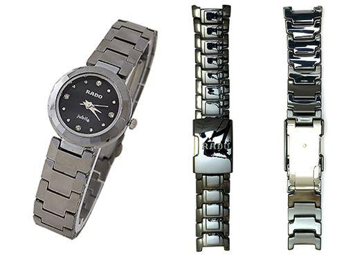 Браслет на часы Rado из керамики