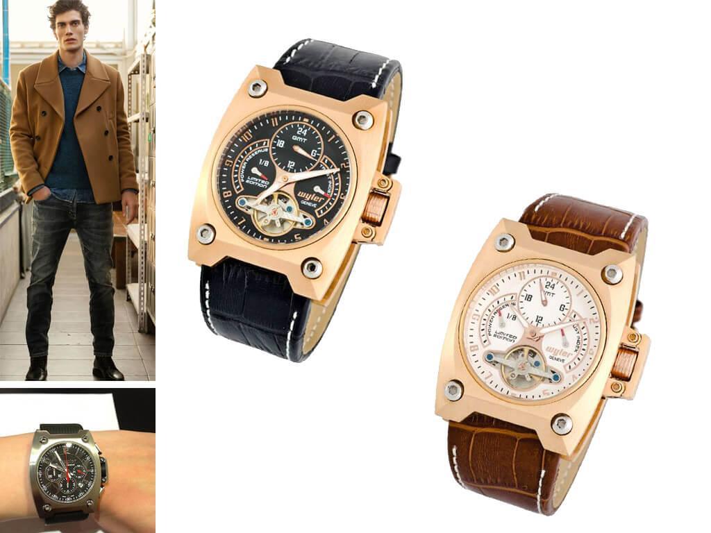 Наручные часы Wyler Geneve