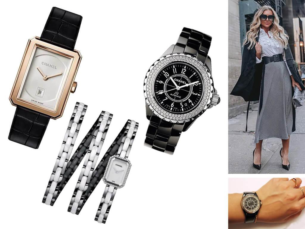 Женские часы Chanel оригинал