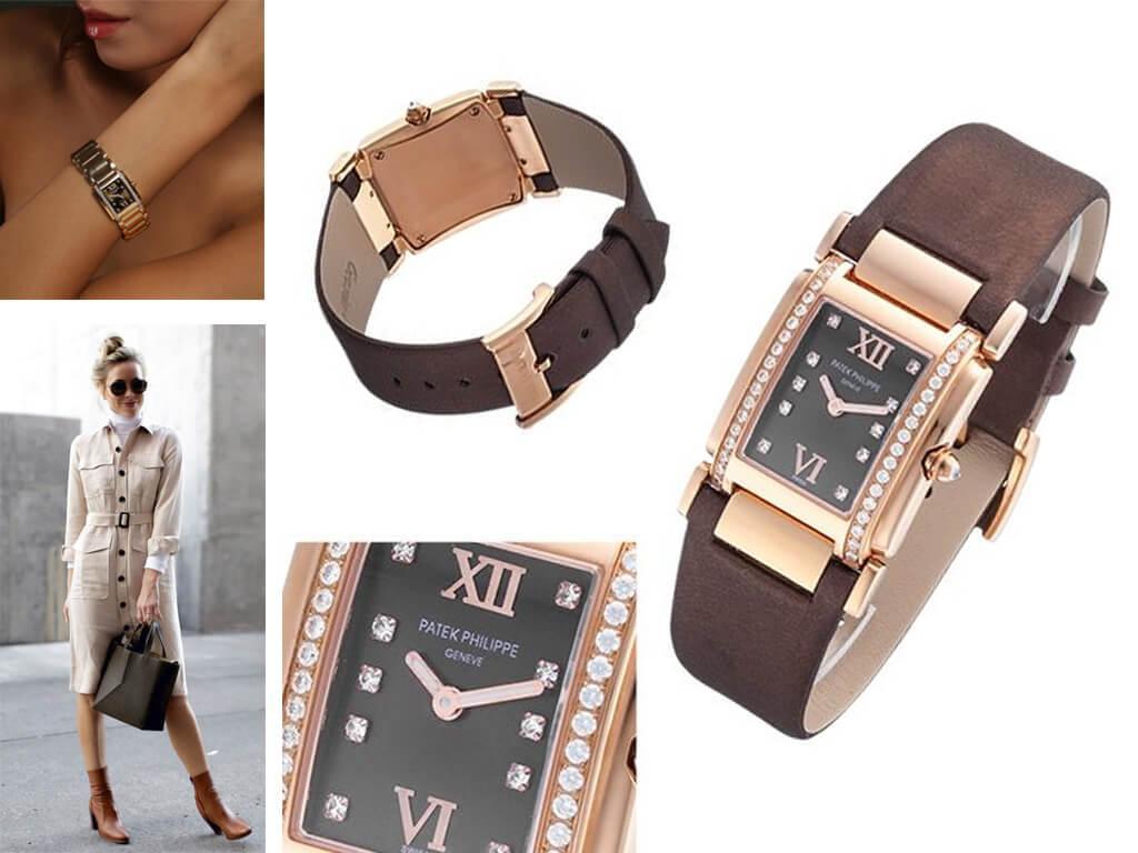 Женские наручные часы Патек Филипп Твенти фо