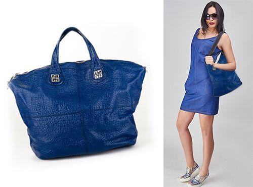 Натуральная кожаная сумка Givenchy женская