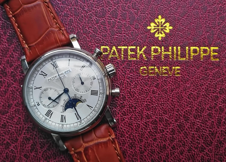 Реплика мужских часов Patek Philippe GRAND COMPLICATIONS