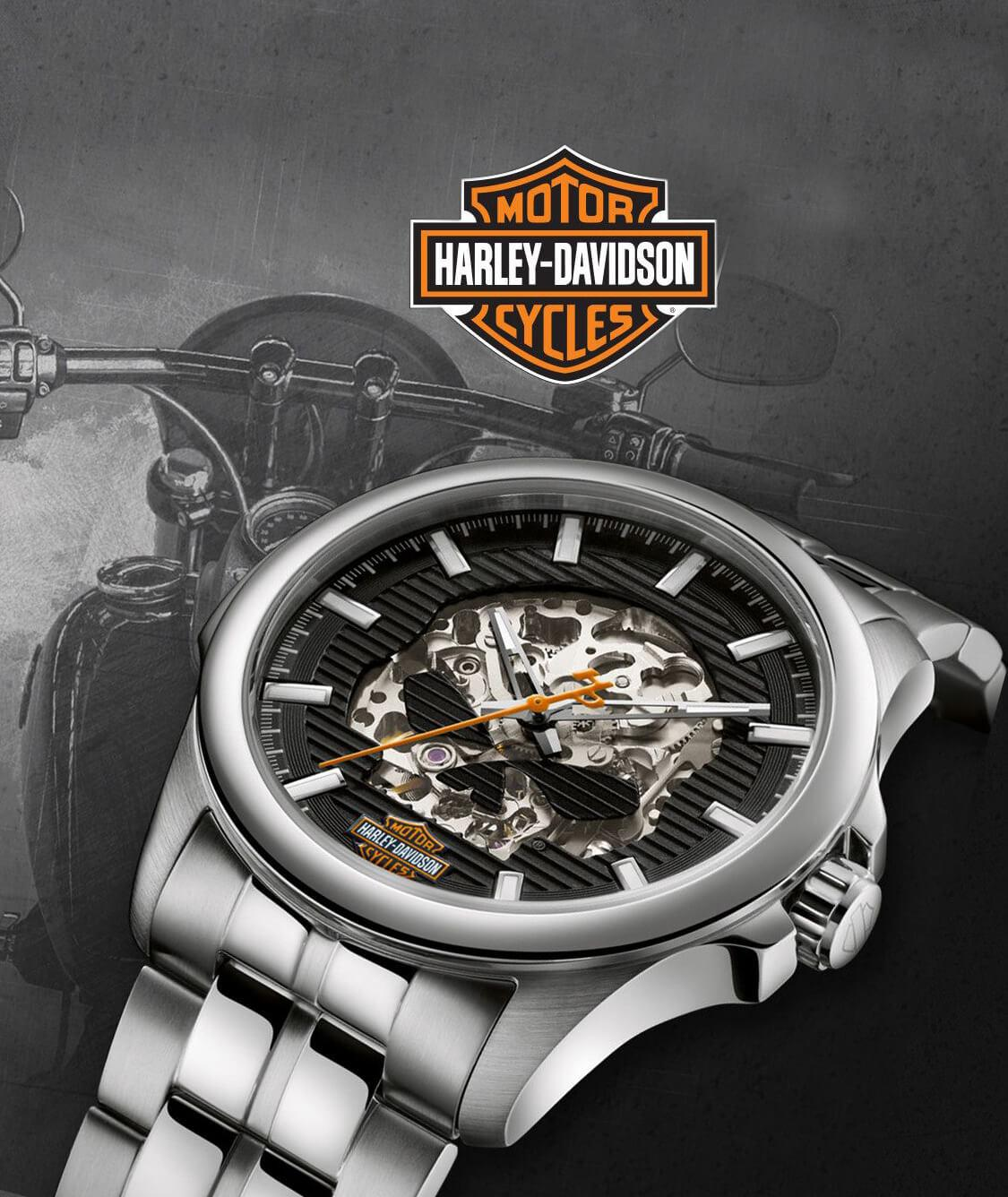Harley Davidsson - американский производитель мотоциклов и аксессуаров