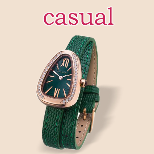 Часы в стиле casual в подарок к 8 Марта