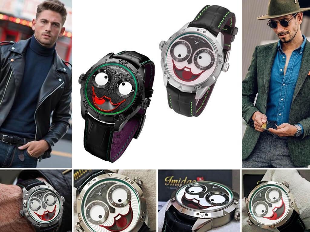 Часы Константина Чайкина Joker