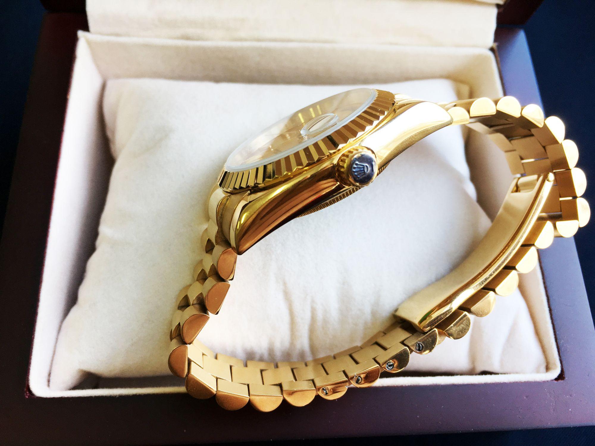 Наручные часы Rolex Day-Date