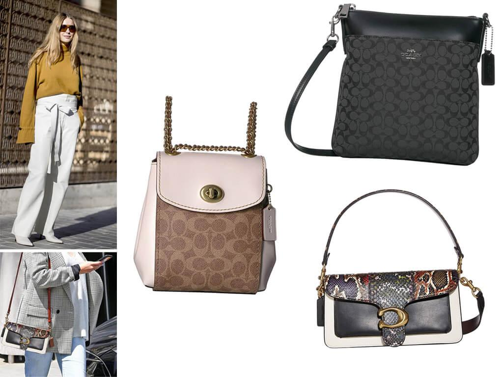 Женские сумки Коуч