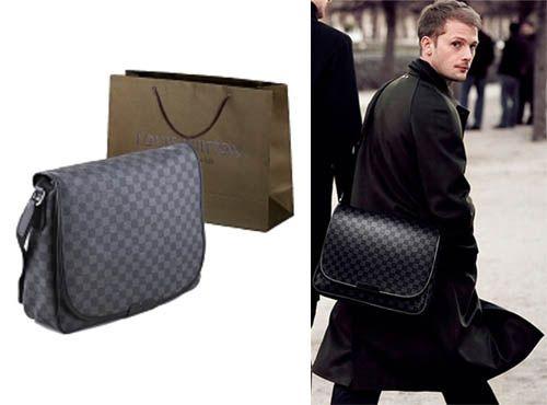 Сумка мужская от Louis Vuitton