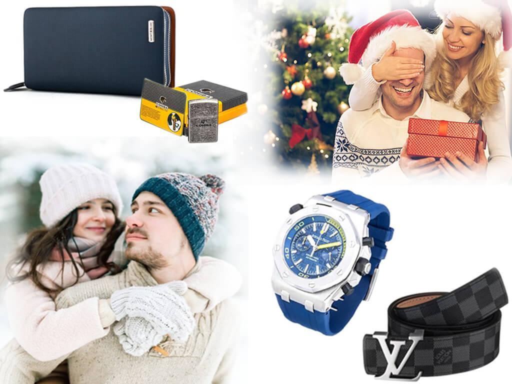 Подарки мужчинам на Новый 2019 год