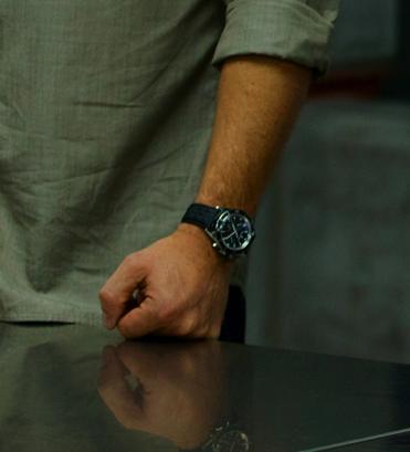 Форсаж-5 (2011): наручные часы Пола Уокера Jaeger-LeCoultre Master Compressor Diving Automatic Navy SEALs