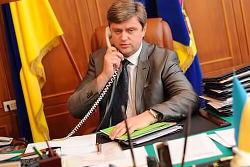 Украинский политик Александр Качный