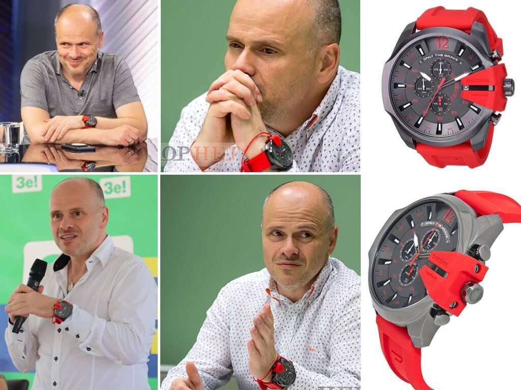 Часы Михаила Радуцкого Diesel DZ4427