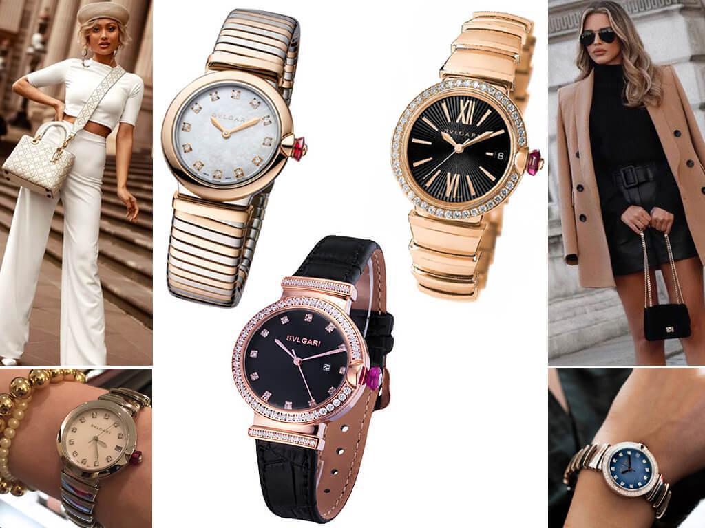 Женские часы Bvlgari Lvcea