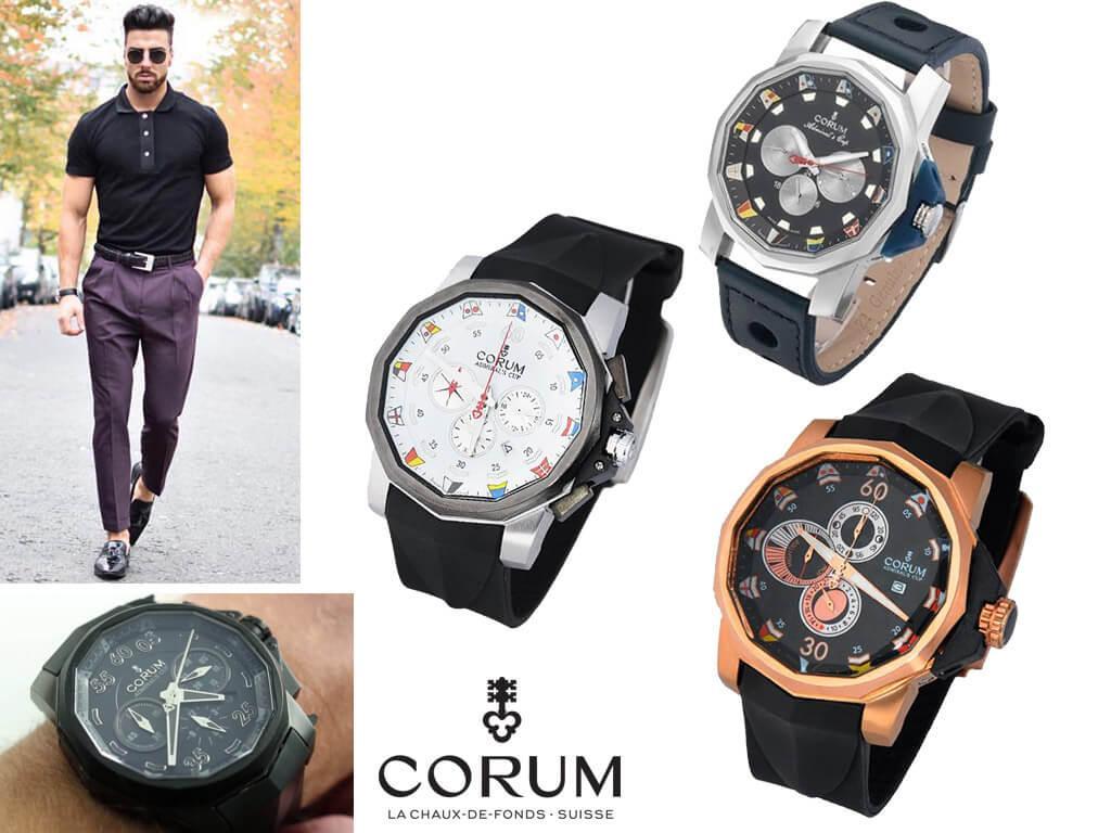 Часы Corum мужские