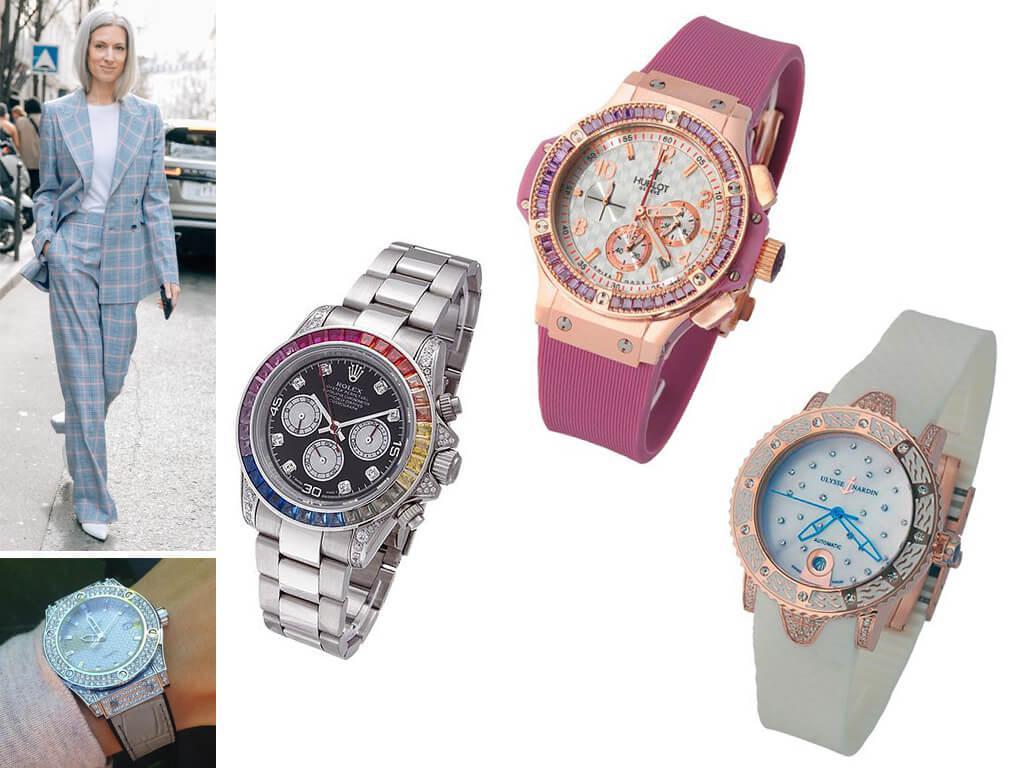 Швейцарские часы для женщин