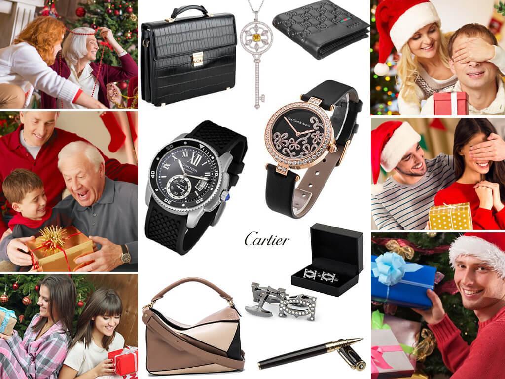 Подарки на Новый год близким и любимым людям