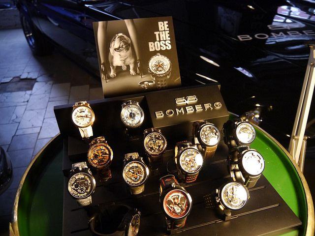 Часы Bomberg (Бомберг) купить в Украине