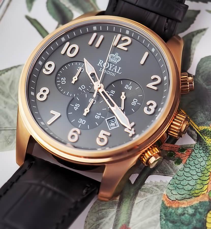 Мужские часы Royal London