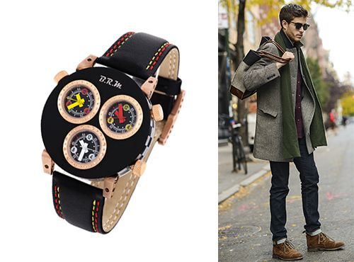 Мужские наручные часы БРМ