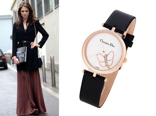 Часы от Christian Dior