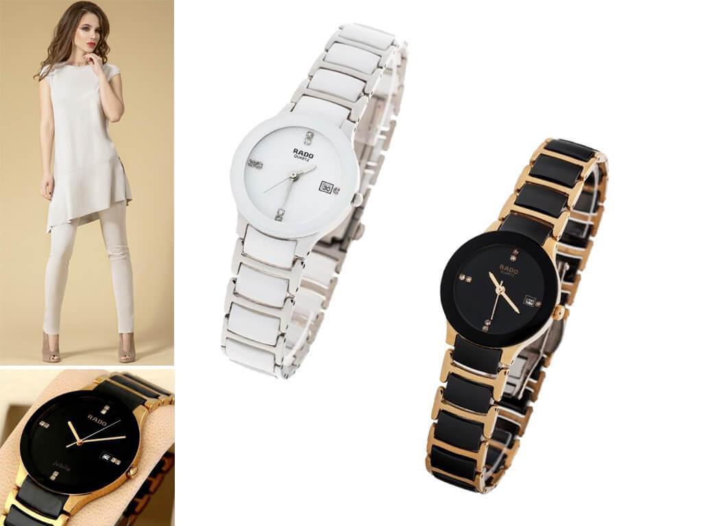 Часы женские Rado коллекции Centrix