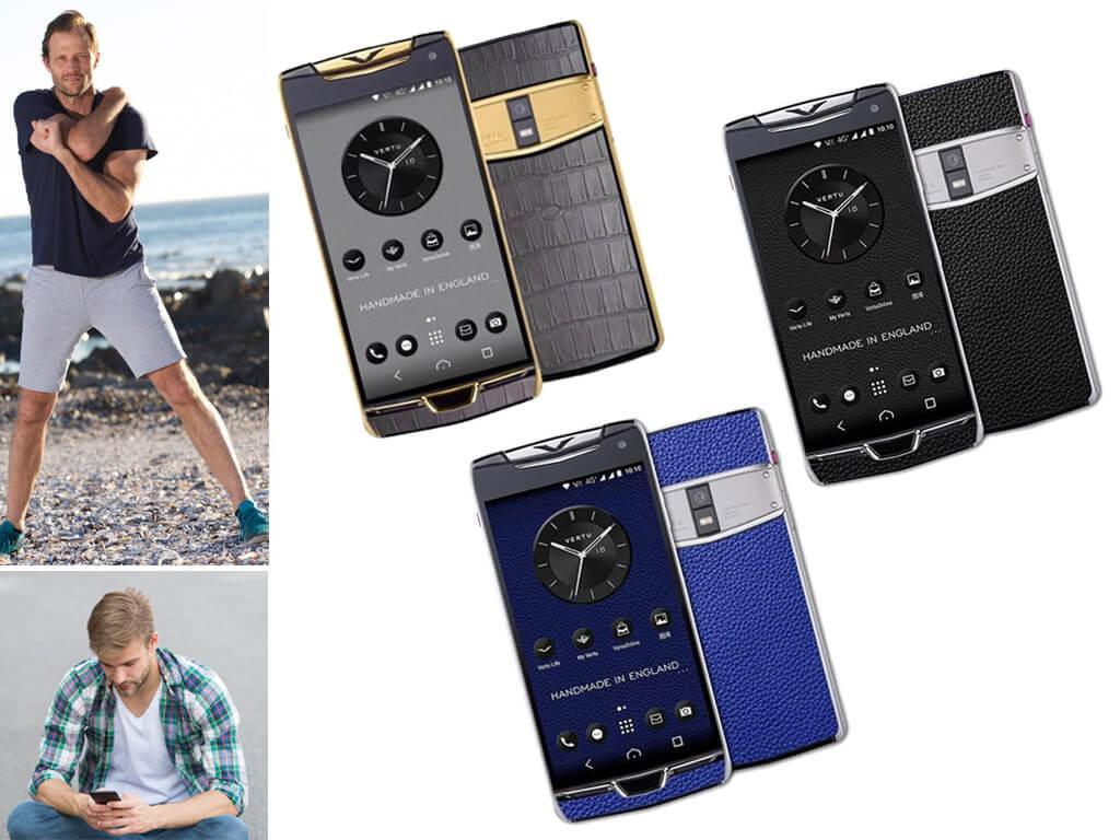Телефоны Vertu