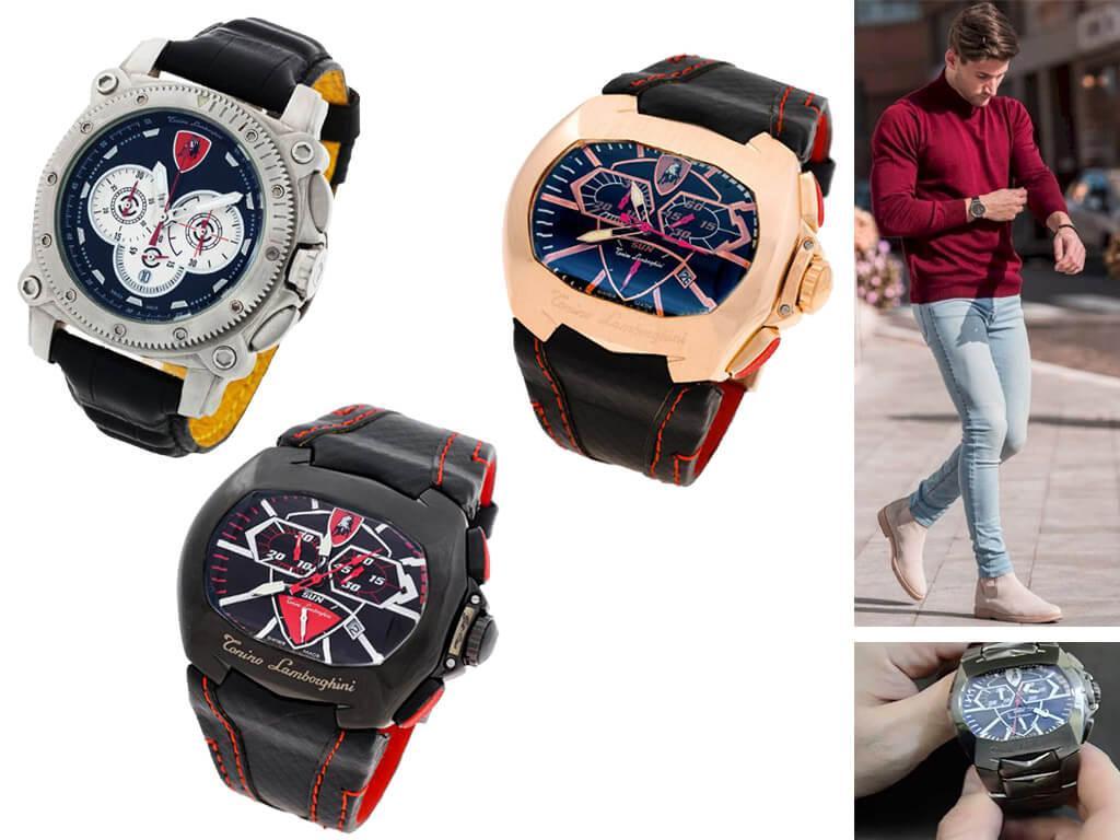 Наручные часы мужские Тонино Ламборджини ГТ1