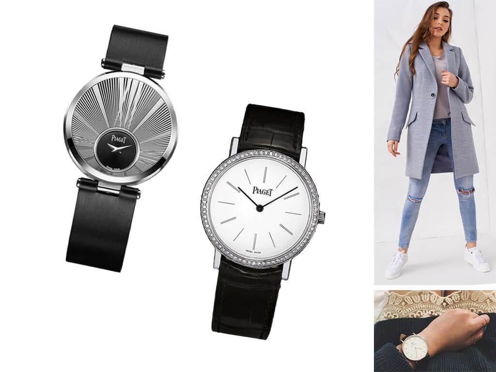 Настоящие часы Piaget женские