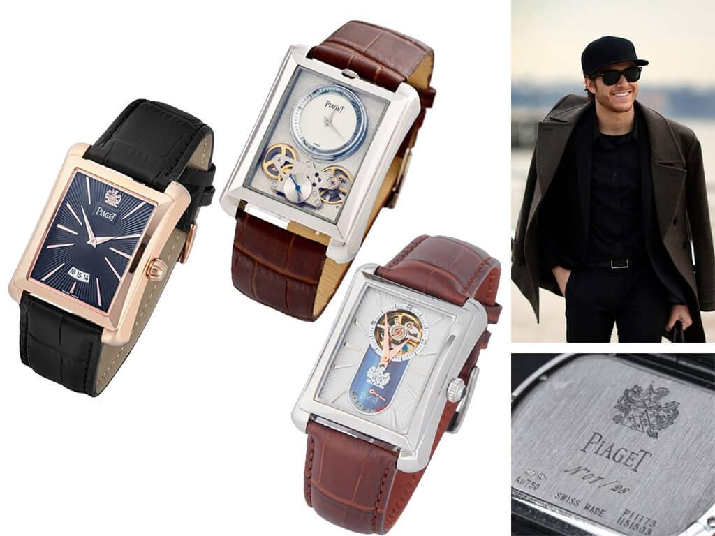 Мужские часы Piaget Black Tie