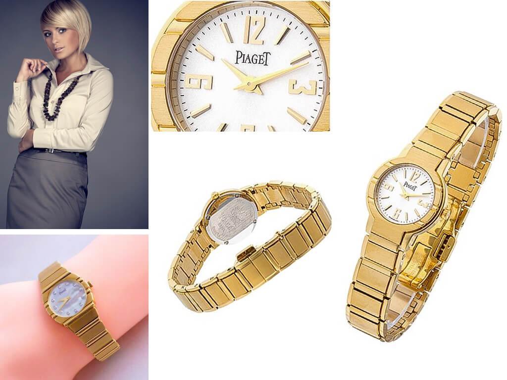 Женские часы Piaget из коллекции Piaget Polo