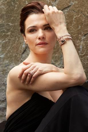 Часы Серпенти - элегантный браслет с позолотой