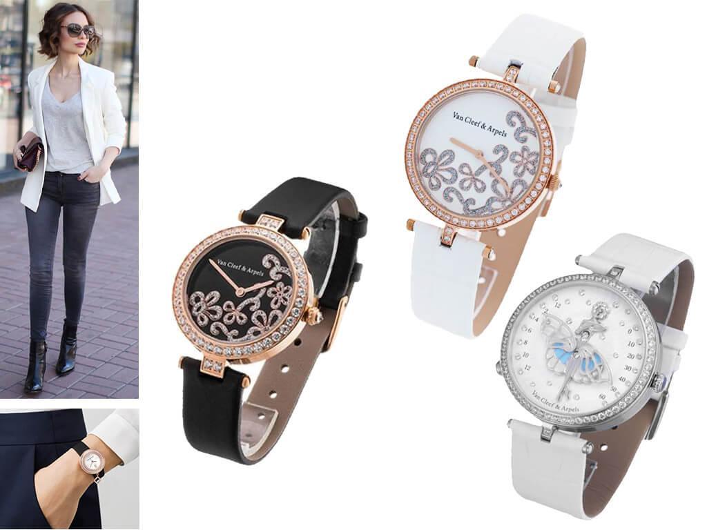 Часы женские Van Cleef Arpels