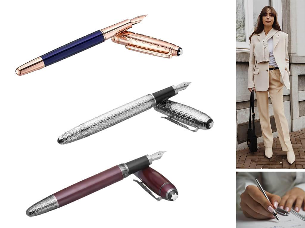 Фирменные перьевые ручки для женщин, девушек