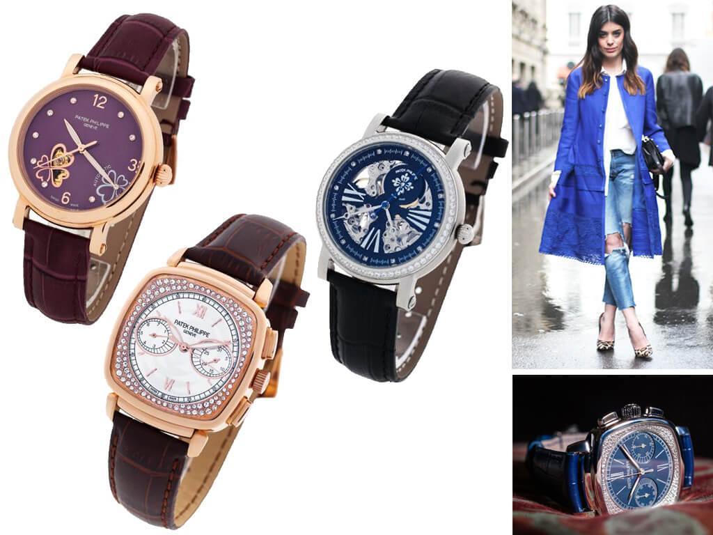 Женские часы Patek Philippe из коллекции Complications