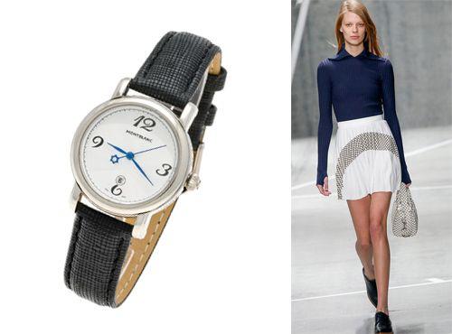 Часы от Montblanc