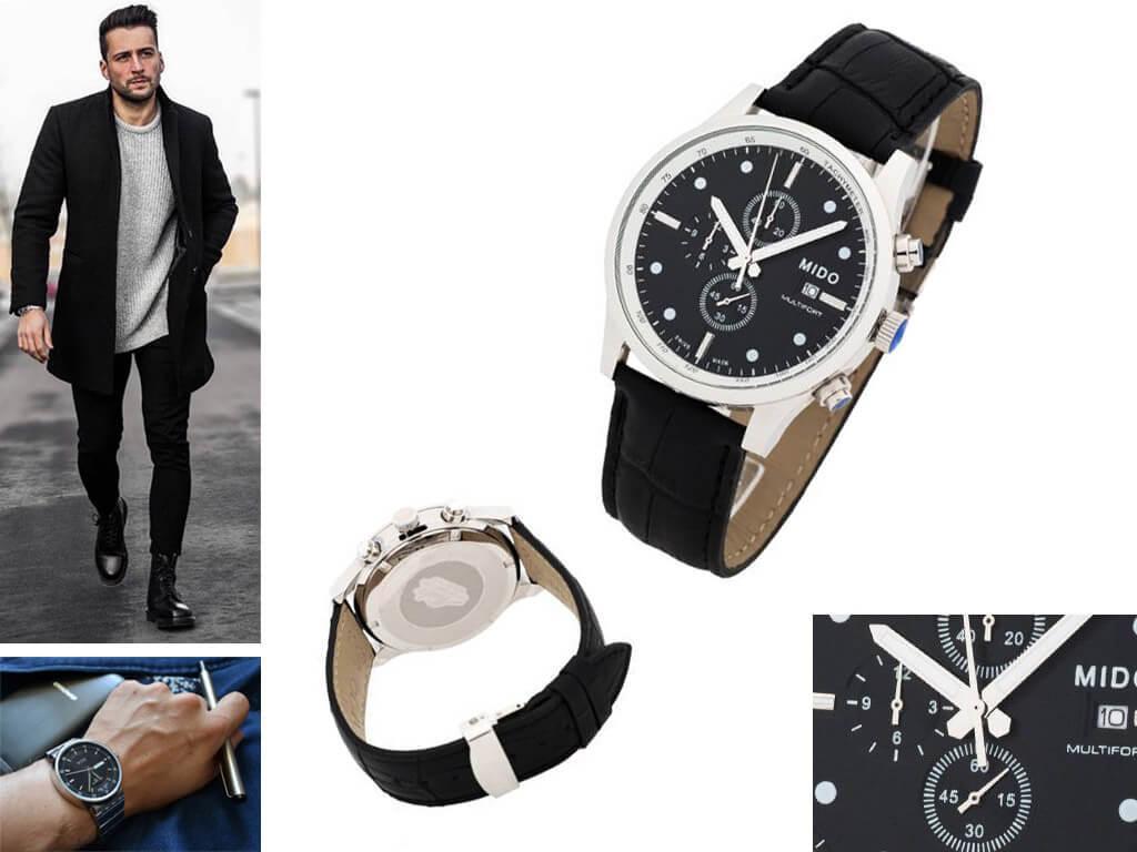 Часы мужские Mido Multifort