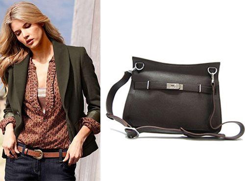 Женская сумка Келли от Гермес